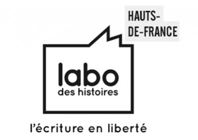 logo labo des histoires nb