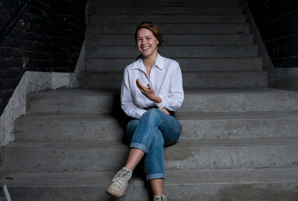 Emma Chevaillier, journaliste