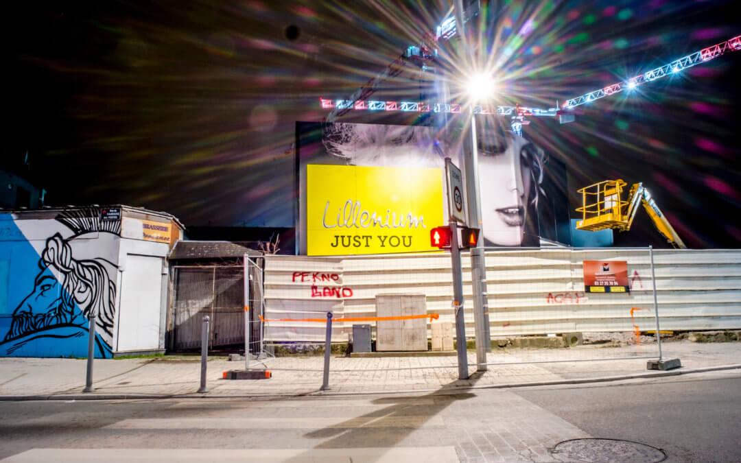 Bientôt Lille – Le ballet des grues à Lille sud