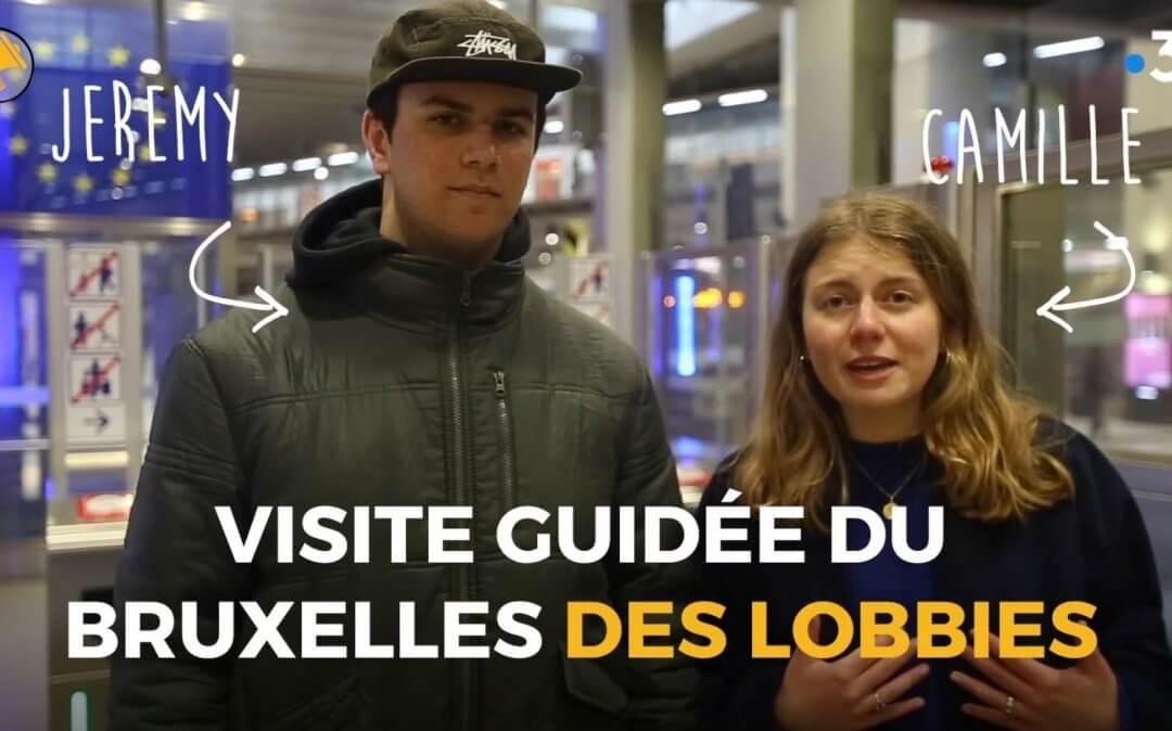 Bruxelles des Lobbies