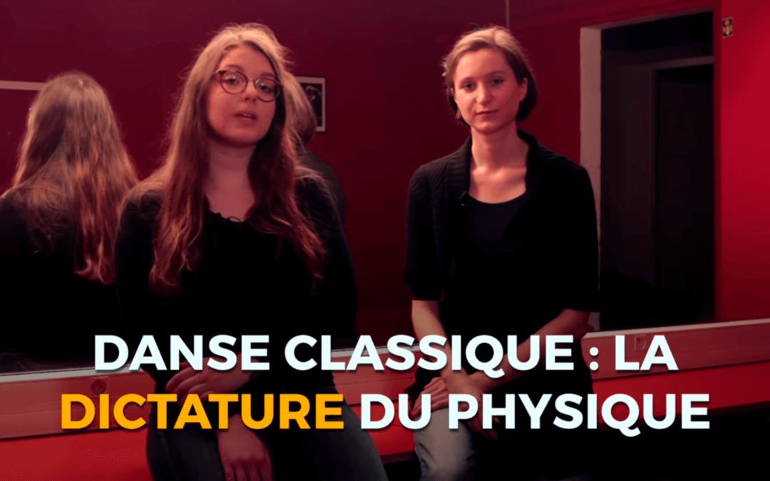 Danse classique : la dictature du physique
