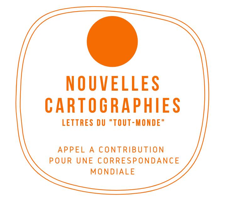 NOUVELLES CARTOGRAPHIES – Appel à contribution