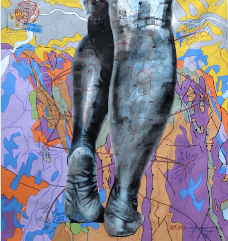 """The Feet Story"". © Jean-David Knot"