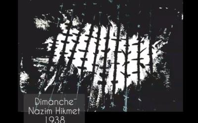 Dimanche, Nazim Hikmet