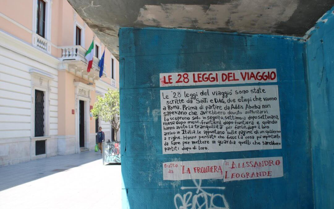 Les 28 lois du voyage