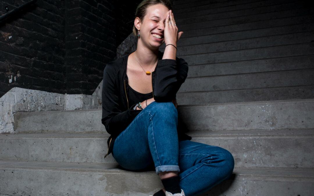 Alice Rouja, journaliste