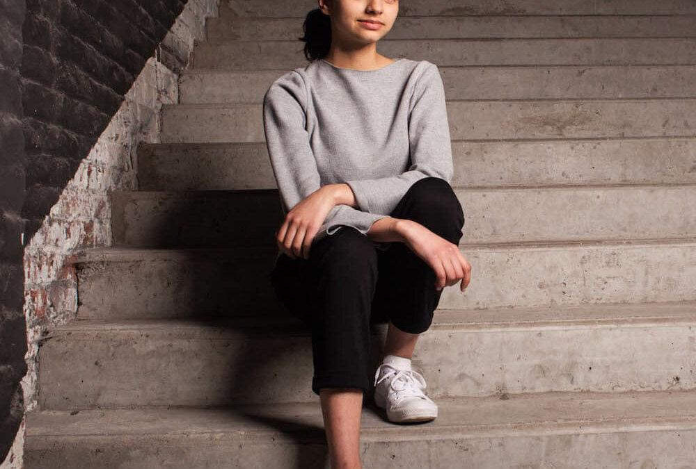 Asma Boulouiz, journaliste