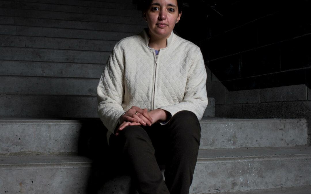 Louezna Khenouchi, reporter-vidéaste